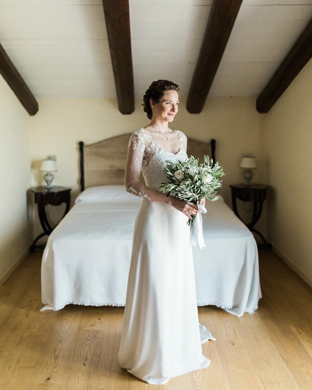 Robe de mariée haute couture Valentine Avoh